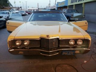 1972 Ford Ltd Convertible Car L@@k photo