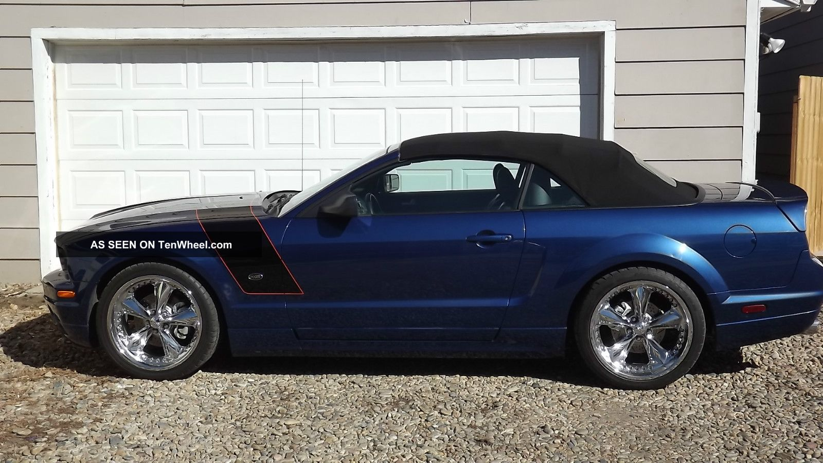 2007 Ford Mustang Gt Deluxe Convertible Limited Edition