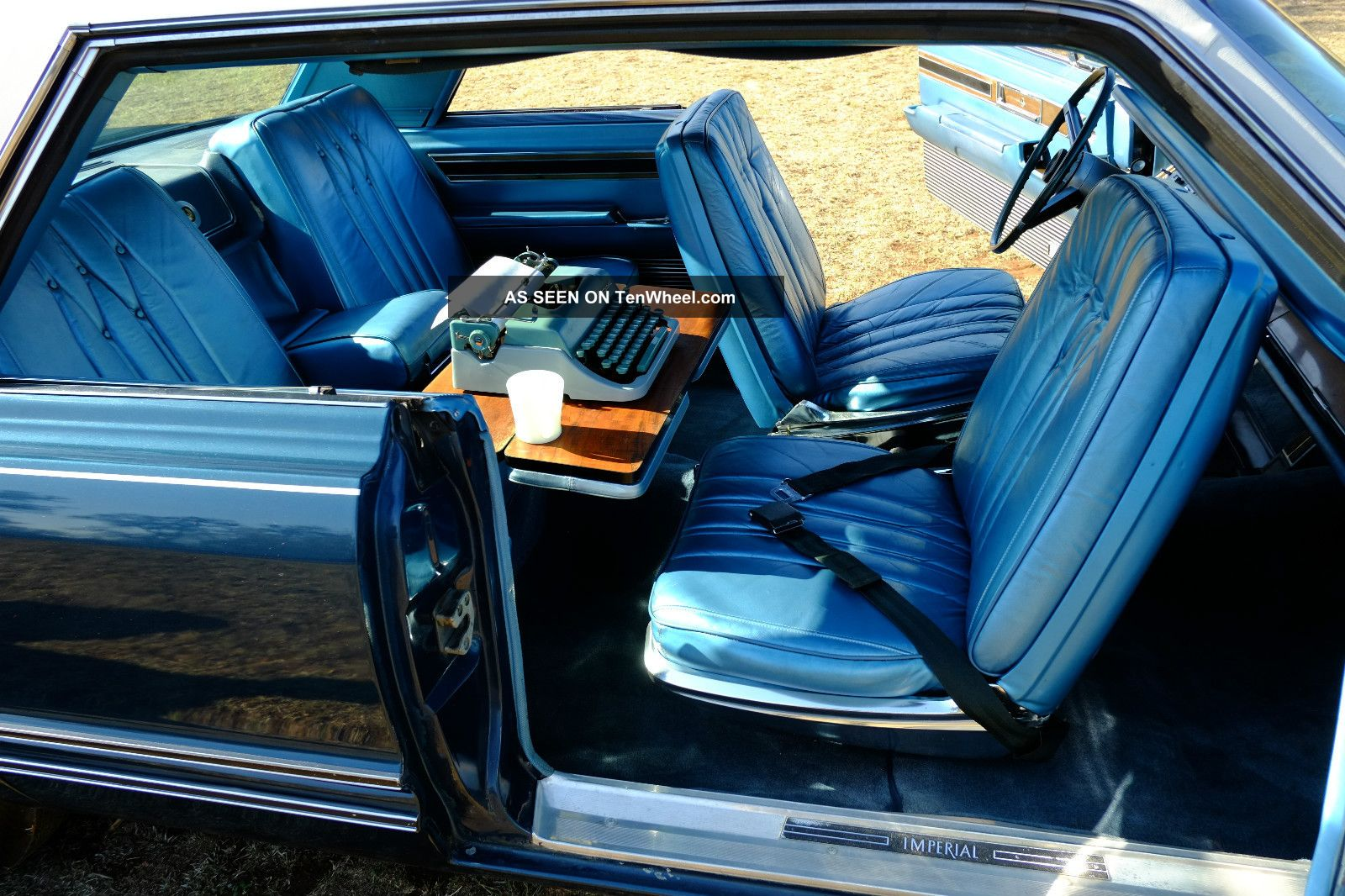 1968 Imperial Crown Coupe Mobile Director - Rarest Of Rare,  Executive,  Dignitary Imperial photo