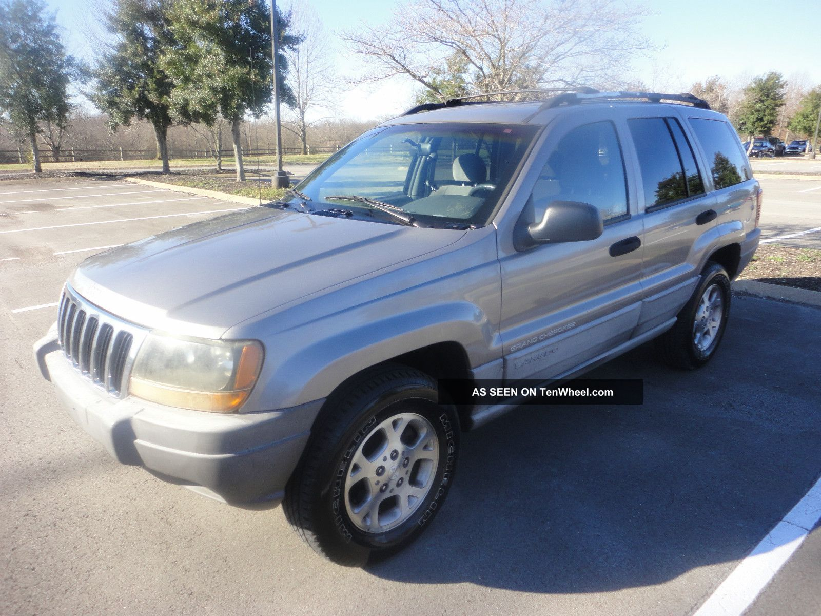 1999 jeep grand cherokee laredo sport utility 4 door 4 0l grand. Black Bedroom Furniture Sets. Home Design Ideas