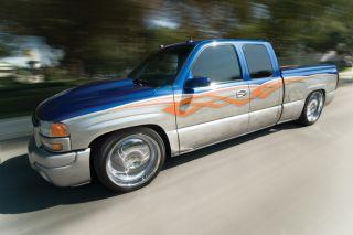 2004 Gmc Sierra 1500 Ext ' D Cab Show Truck photo