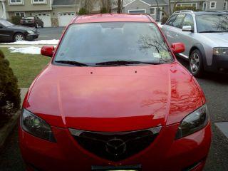 2007 Mazda 3 I Sedan 4 - Door 2.  0l photo