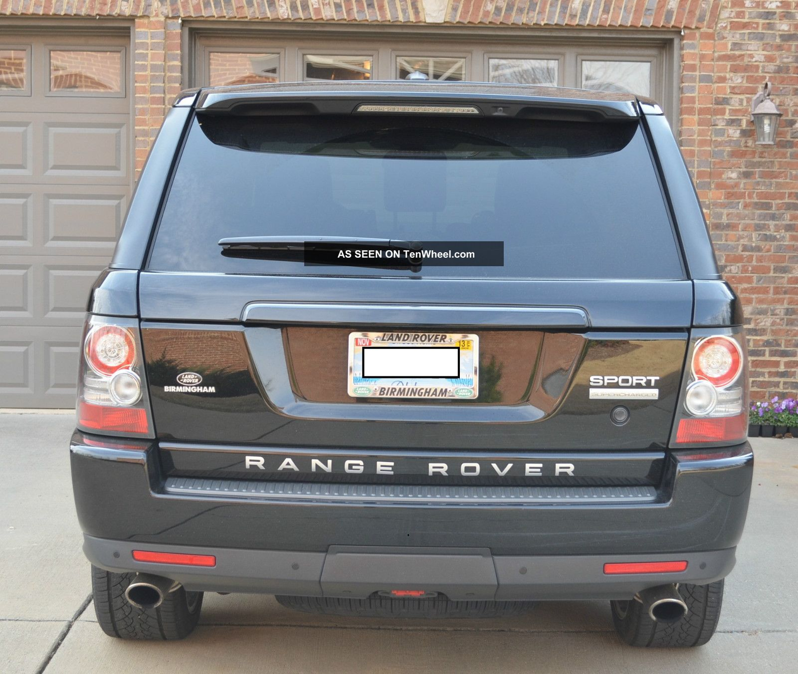 2010 Land Rover Range Rover Sport Supercharged Sport