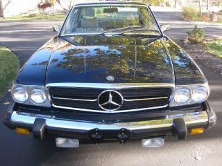 1974 Mercedes 450 Slc 2 Door Coupe photo