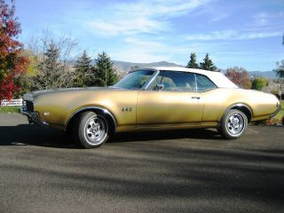 1969 Olds 442 Convertible, photo