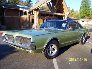 1967 Mercury Cougar Xr7 - - Complete Concours Restoration - - All Options - - Pers Del photo