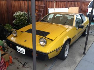 1980 Lotus Eclat 100% Electric photo
