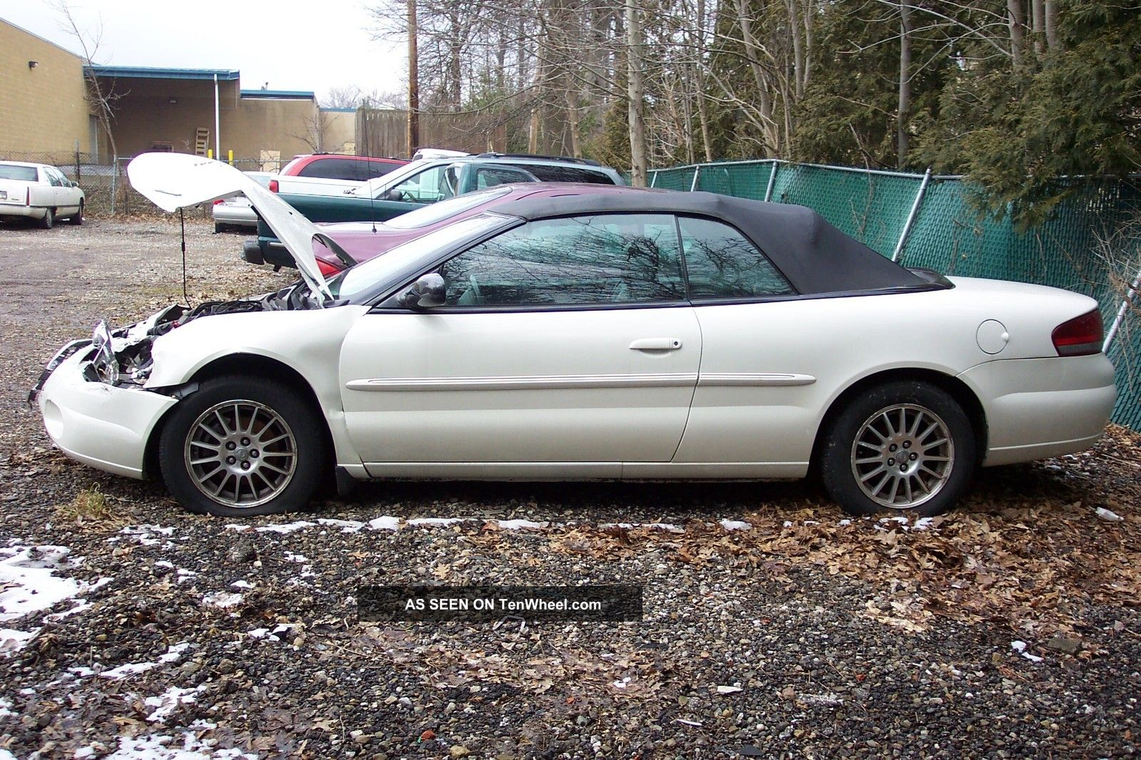 Bodyman Special - - 2004 Chrysler Sebring Lxi Convertible Sebring photo