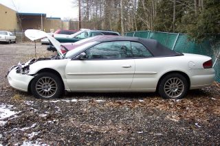 Bodyman Special - - 2004 Chrysler Sebring Lxi Convertible photo