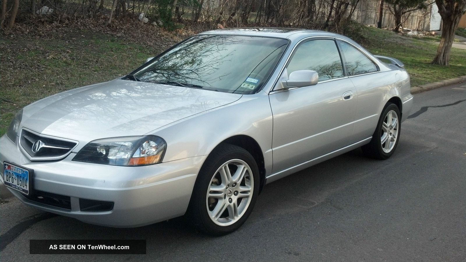 2003 acura cl type s coupe 2 door 3 2l cl photo 10. Black Bedroom Furniture Sets. Home Design Ideas
