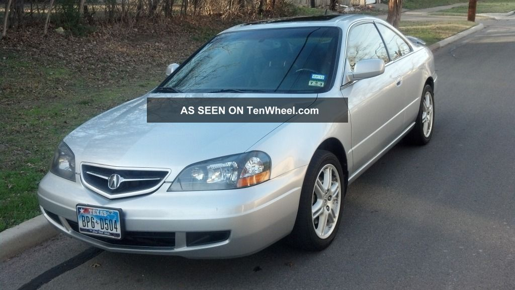 2003 acura cl type s coupe 2 door 3 2l cl photo. Black Bedroom Furniture Sets. Home Design Ideas