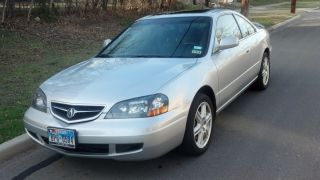 2003 Acura Cl Type - S Coupe 2 - Door 3.  2l photo