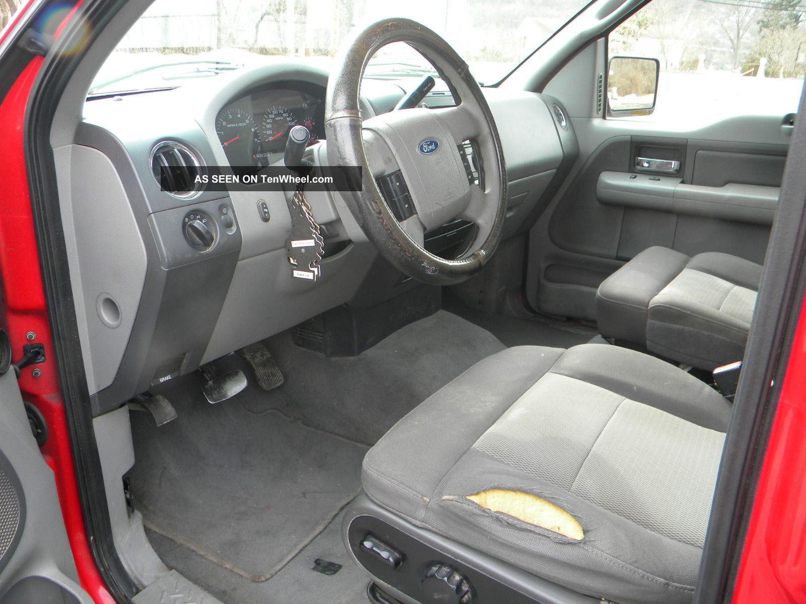 2004 Ford F150 4x4 Xlt Crew Cab Shortbed F 150 Supercrew Photo 6