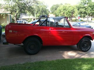 1974 Scout Ii photo