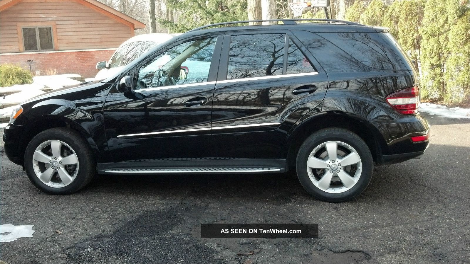 2010 mercedes benz ml350 4matic