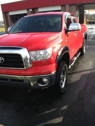 2008 Toyota Tundra Sr5 Crew Cab Pickup 4 - Door 5.  7l photo