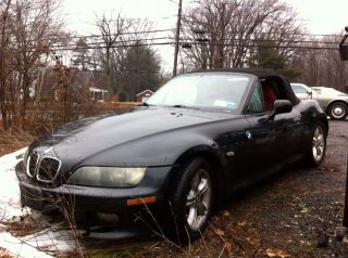 2002 Bmw Z3 Convertible,  2.  5i,  Rebuildable, photo