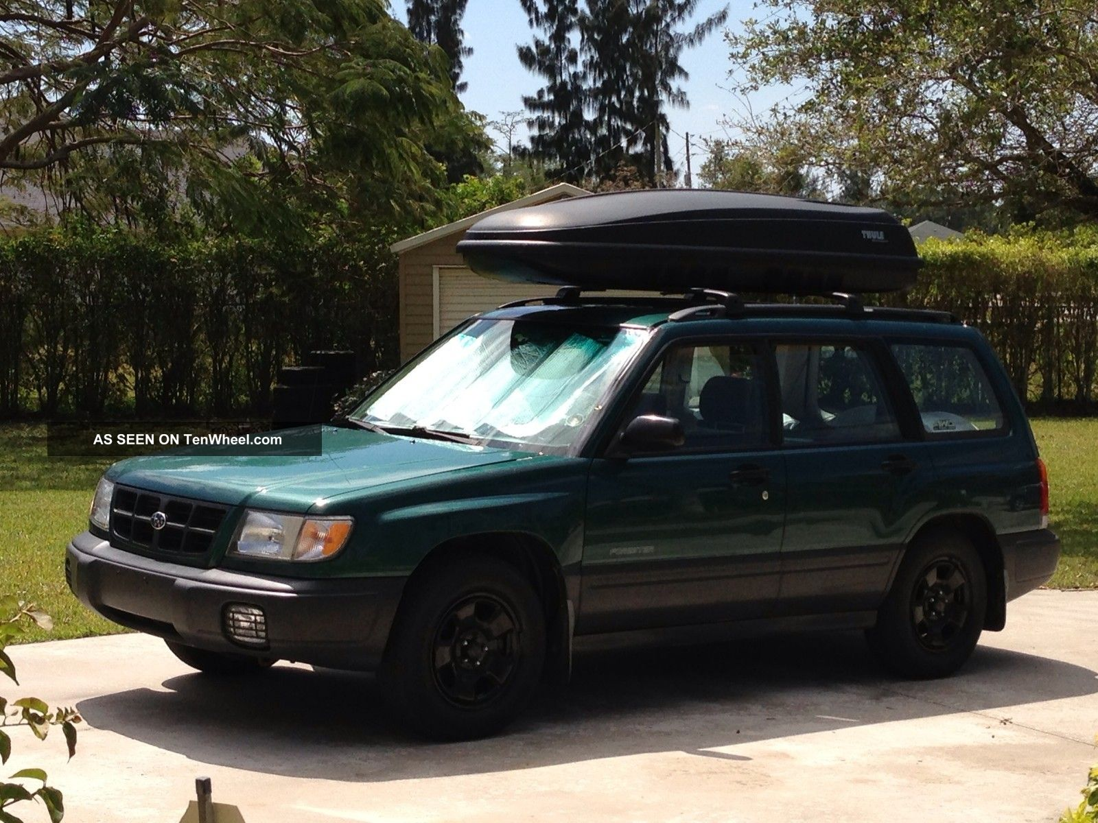 2000 subaru forester l wagon 4 door 2 5l. Black Bedroom Furniture Sets. Home Design Ideas