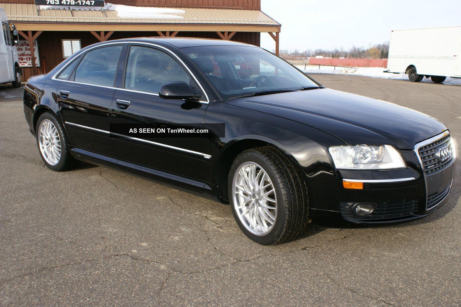 2006 Audi A8 In