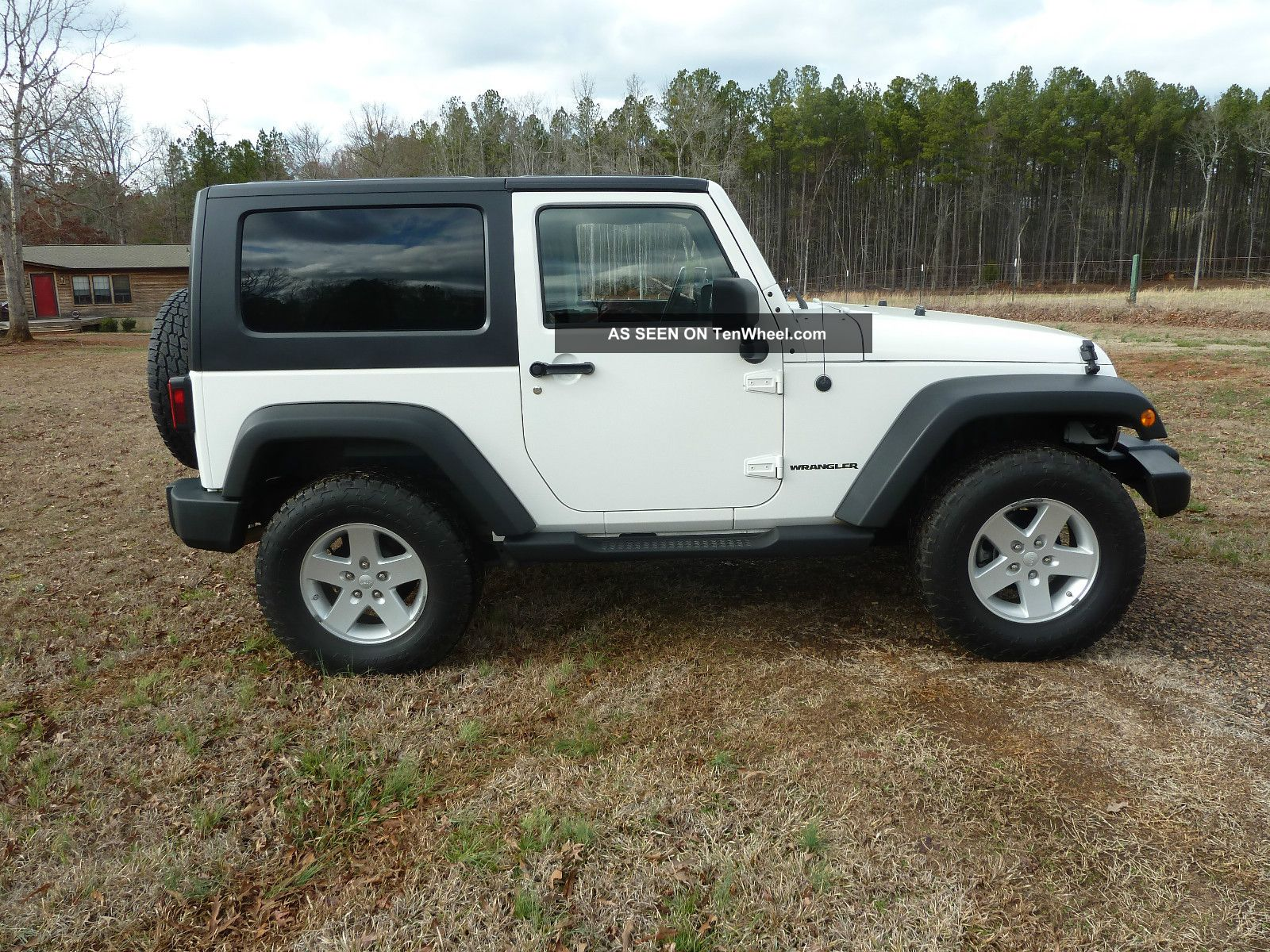 2009 jeep wrangler 2 door hard top t top. Black Bedroom Furniture Sets. Home Design Ideas