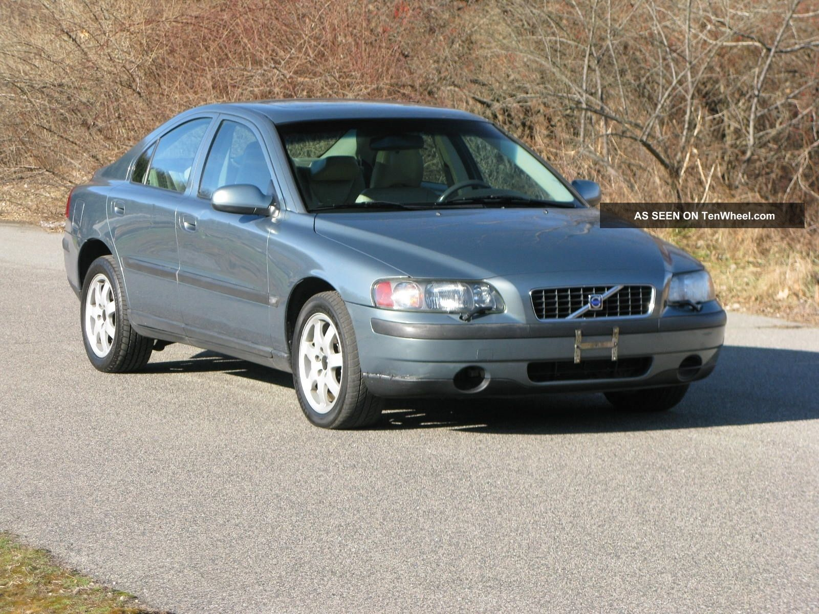 2002 Volvo S60 Awd Automatic Related Infomation