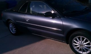 2002 Chrysler Sebring Lxi Convertible 2 - Door 2.  7l photo