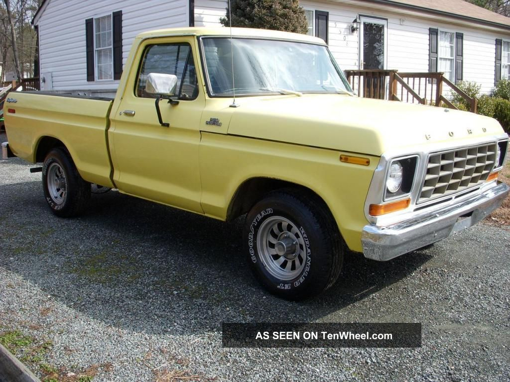 Marvelous photograph of New 1979 Ford F 100 Release Reviews and Models on newcarrelease.biz with #897F42 color and 1024x768 pixels