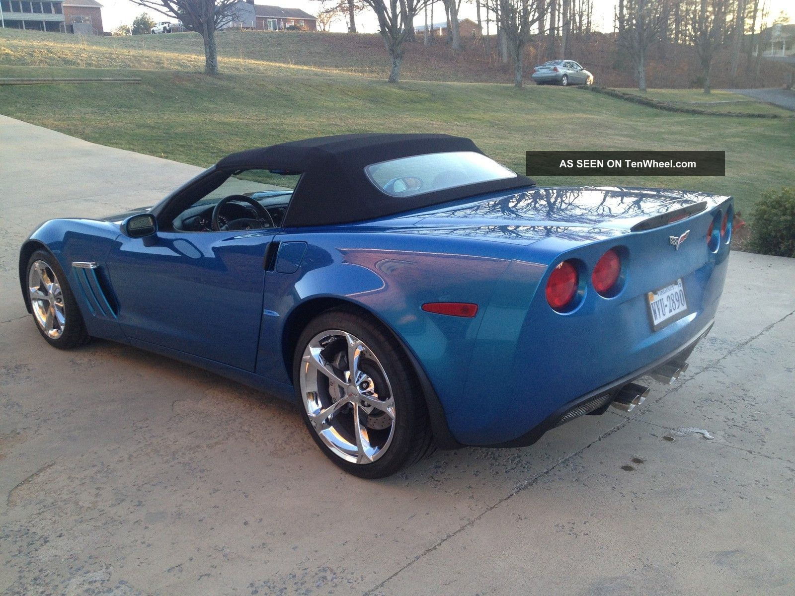 2013 chevy corvette grand sport convertible features holidays oo. Black Bedroom Furniture Sets. Home Design Ideas