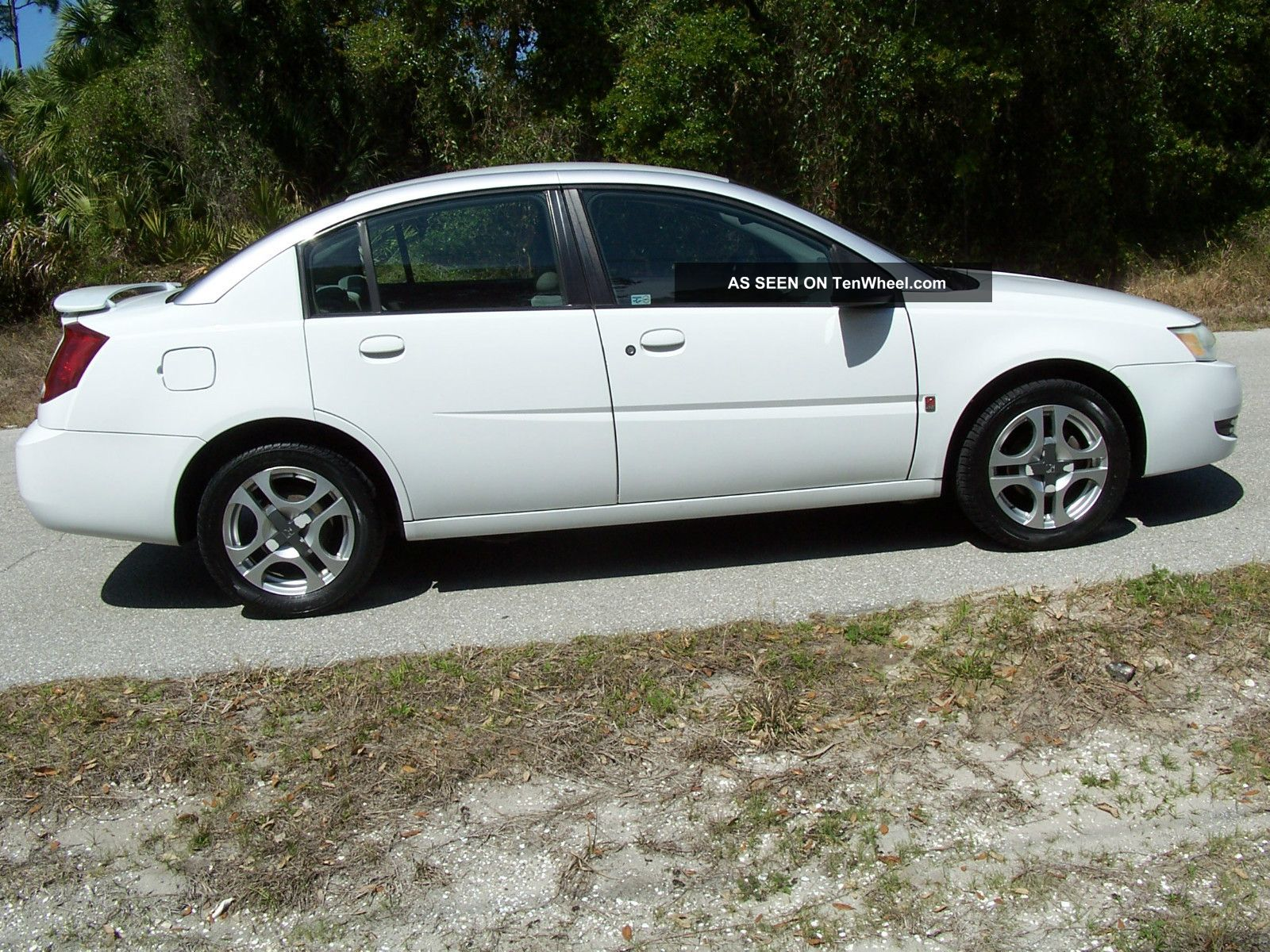 2003 Saturn Ion 3 Sedan 4 Door 2 2l 5 Speed L Series Photo