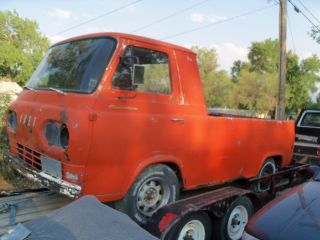 1963 Ford Econoline Pickup,  Hotrod,  Econoline photo