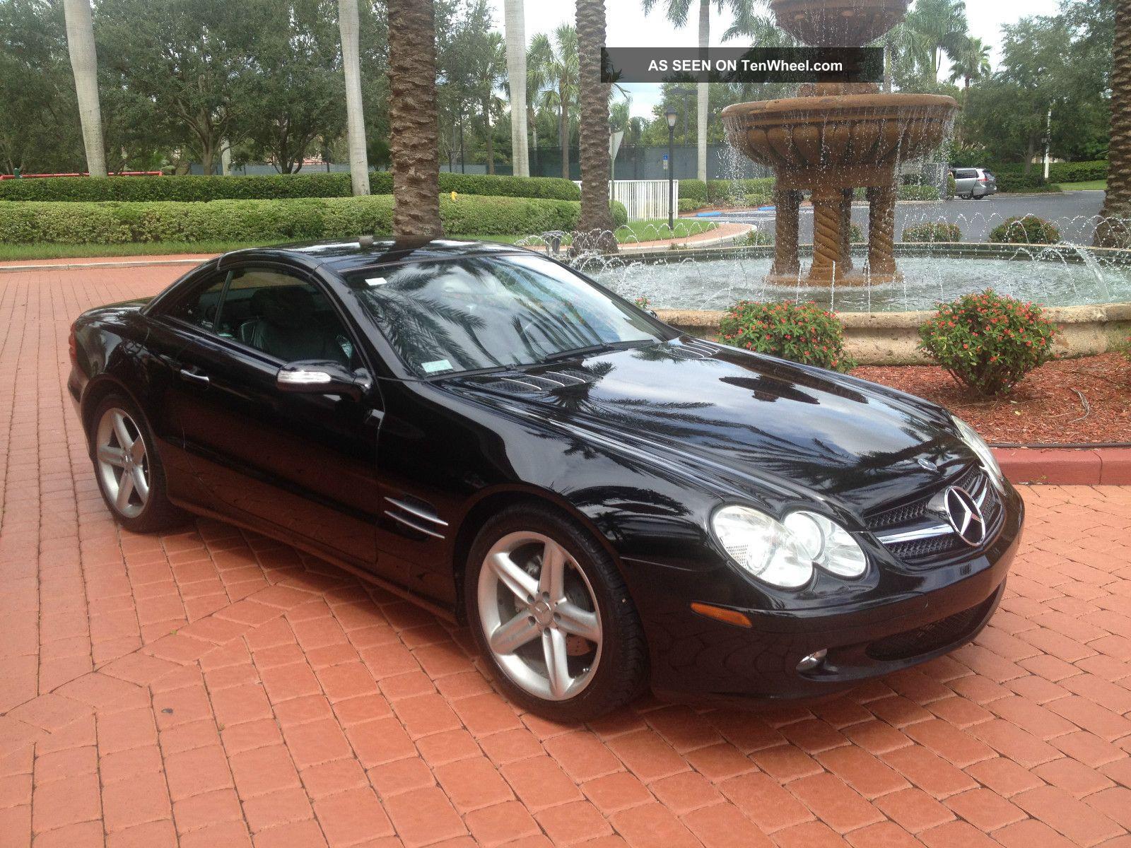 2005 mercedes benz sl500 bonus 100 000 mile included for 2005 mercedes benz sl500