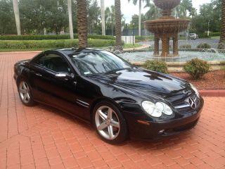 2005 Mercedes - Benz Sl500 Bonus: 100,  000 Mile Included photo