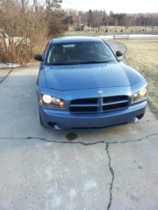 2007 Dodge Charger 3.  5 Eng photo