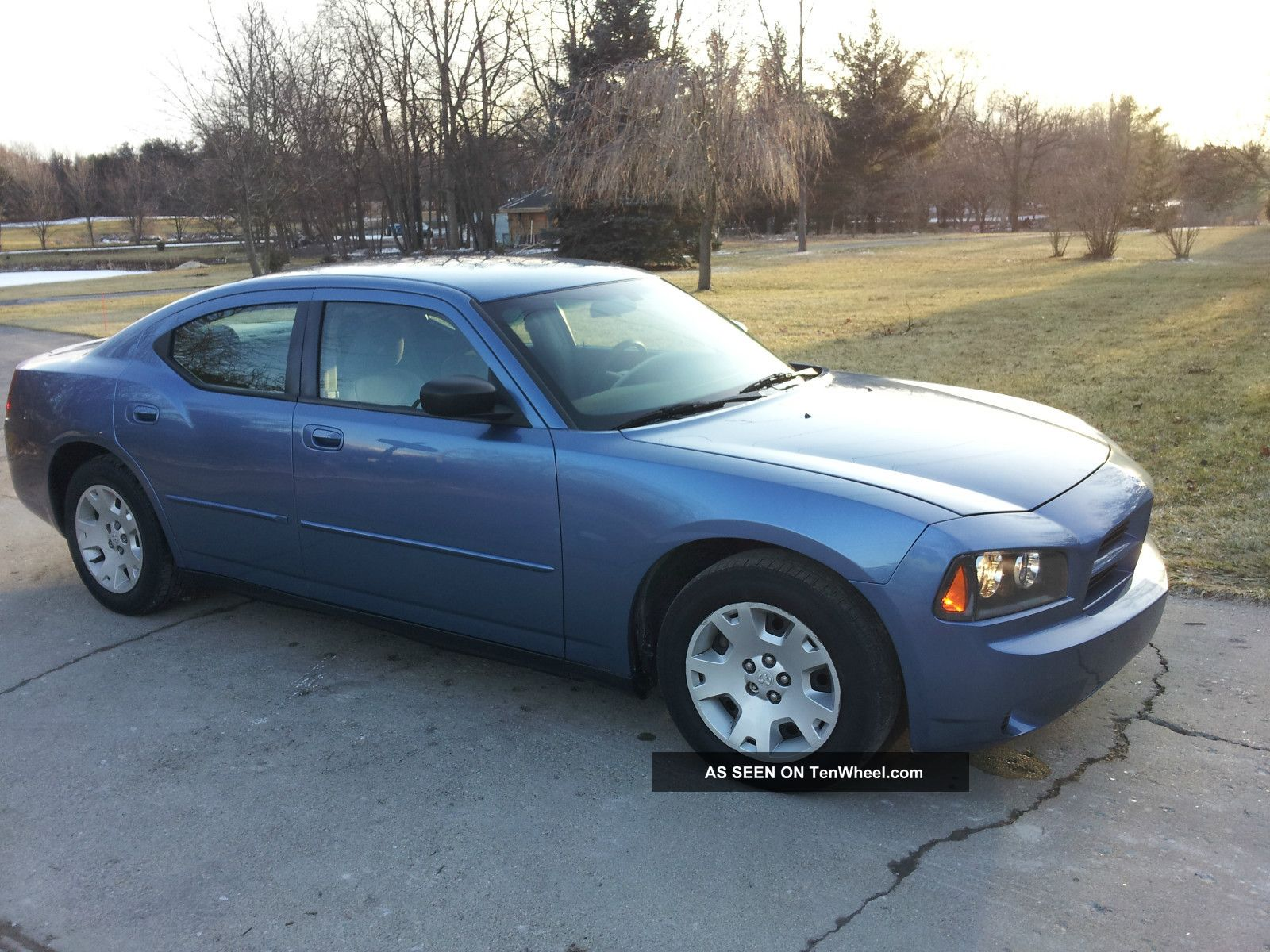 2007 Dodge Charger 3. 5 Eng