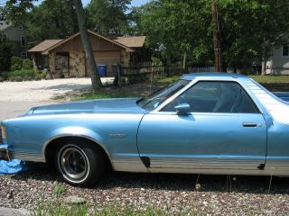Classic Car / Truck 1979 Ford Ranchero Gt photo