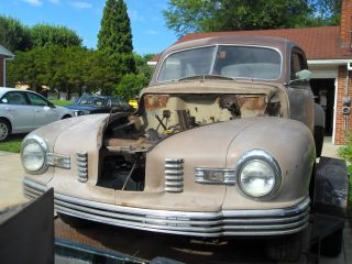 1948 Nash Ambassador 2 Door Coupe photo