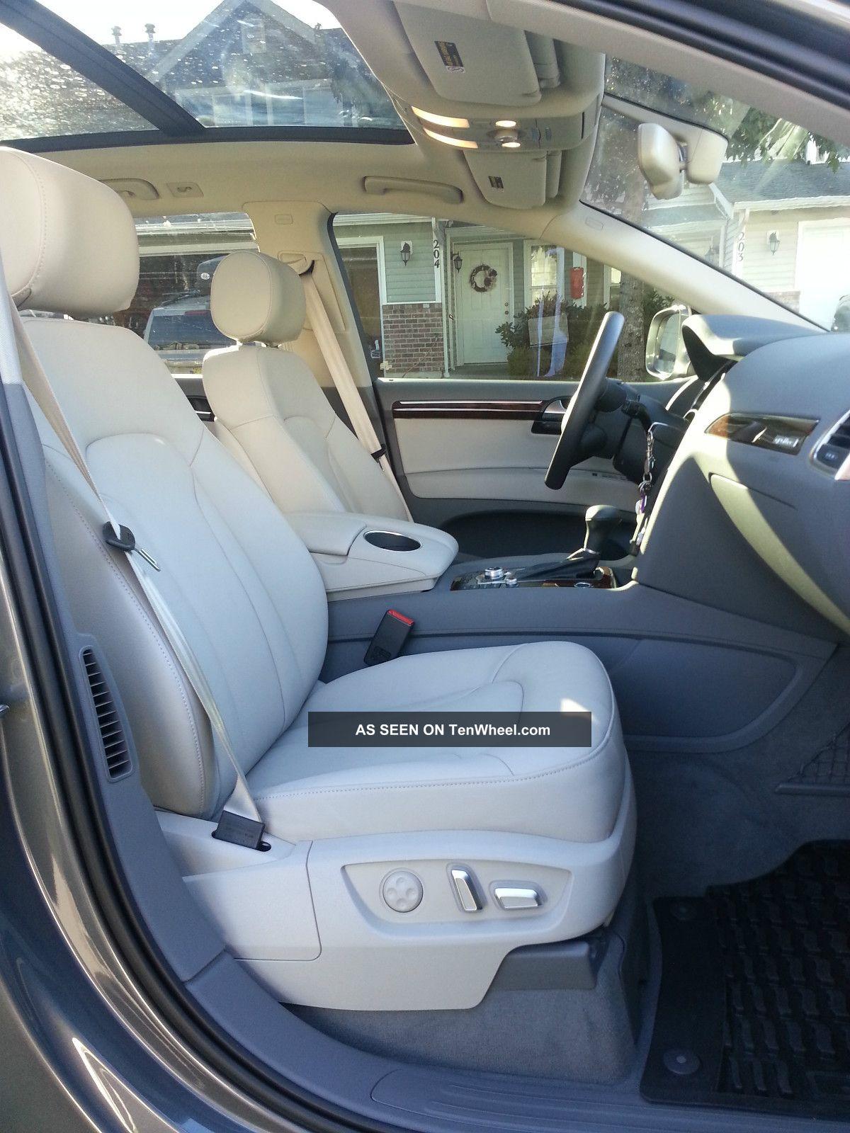 2012 Audi Q7 Tdi Diesel Premium Plus Quattro, Of 4 Years
