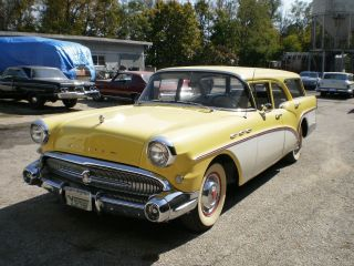 Outstanding 1957 Buick Estate Wagon Just Like When It Was,  1985 photo