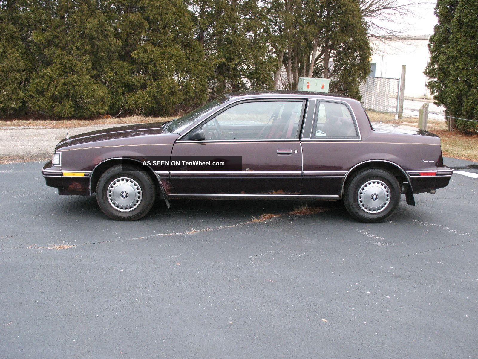 1990 Buick Skylark Base Coupe 2 Door 5l 1989 3 8 Engine Diagram