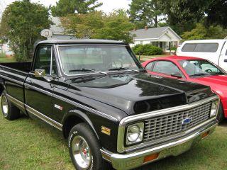 1971 Chevrolet Pickup Cheyenne photo