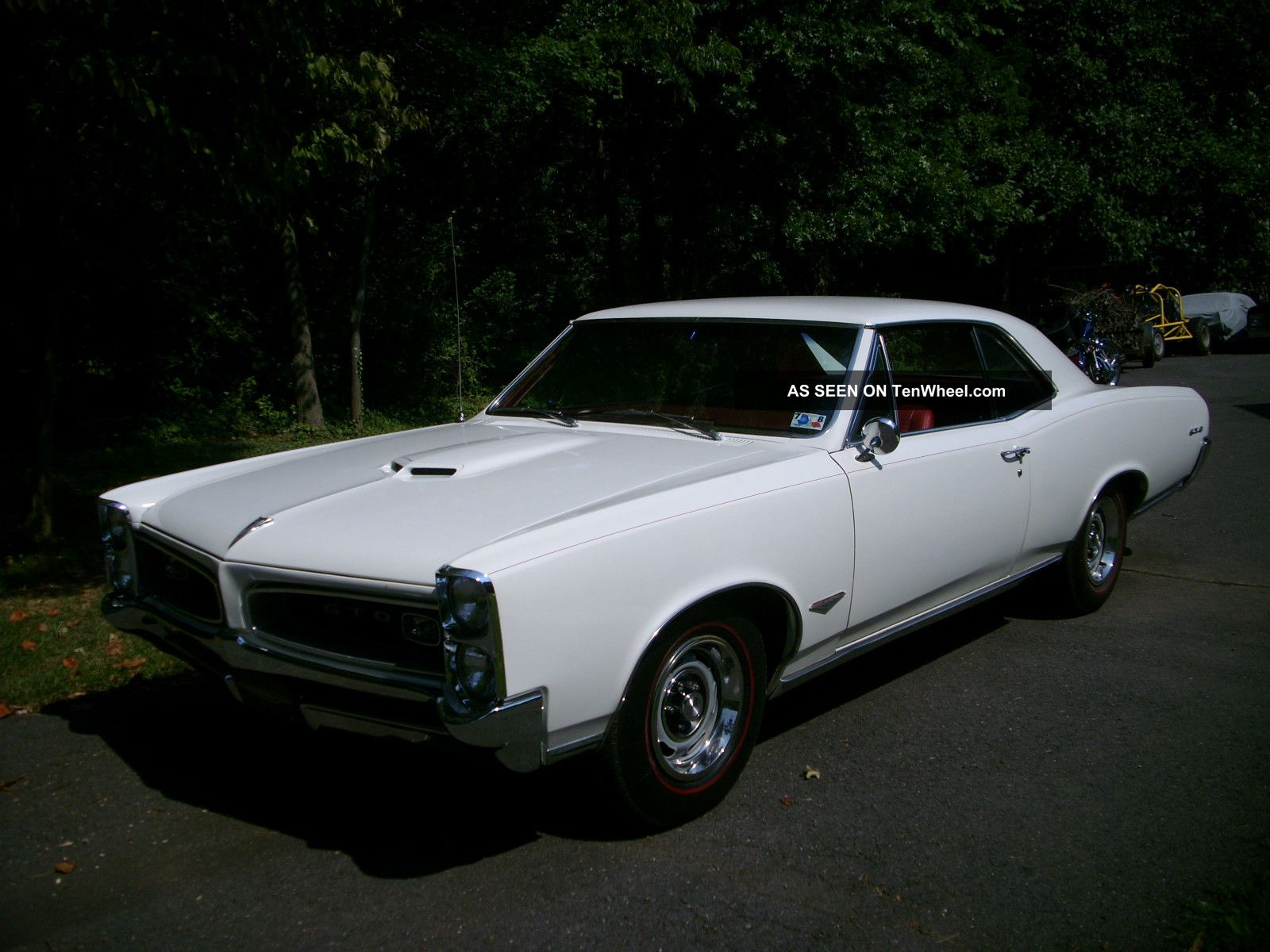 1966 Pontiac Gto Related Infomation Specifications Weili