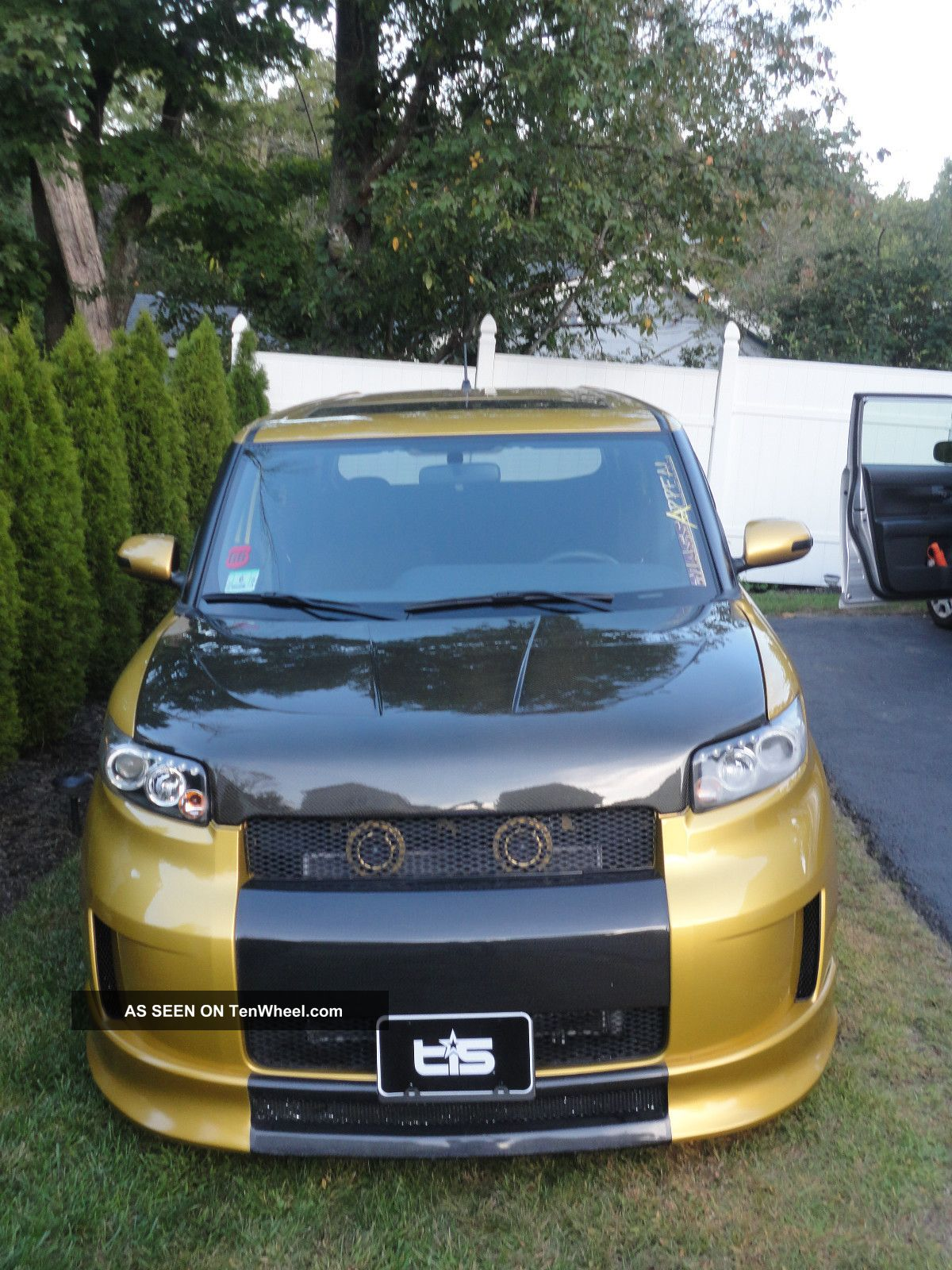 custom 2008 scion xb rs 5. Black Bedroom Furniture Sets. Home Design Ideas