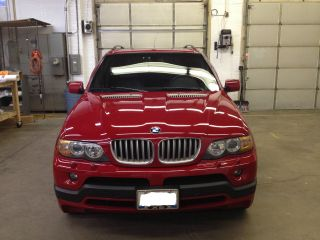 2005 Bmw X5 4.  8is Sport Utility 4 - Door 4.  8l photo