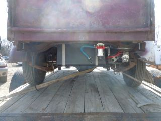 1937 Gmc T - 14 Truck,  Rat Rod Or Street Rod Project.  Lots Of Potential photo