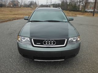 2001 Audi Allroad 1 Of A Kind photo