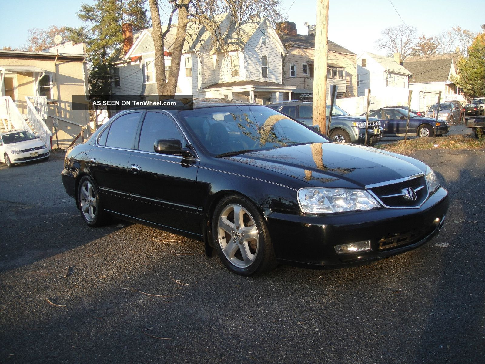 2002 Acura Tl Type - S Fully Loaded