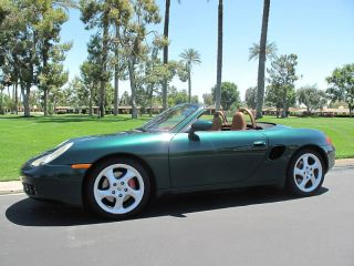 2000 Porsche Boxster Roadster S Convertible 2 - Door 3.  2l photo