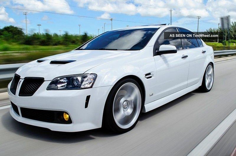 2008 Pontiac G8 Gt 6 6l 404ci Forged Stroker