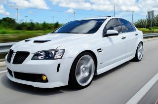 2008 Pontiac G8 Gt 6.  6l (404ci) Forged Stroker photo