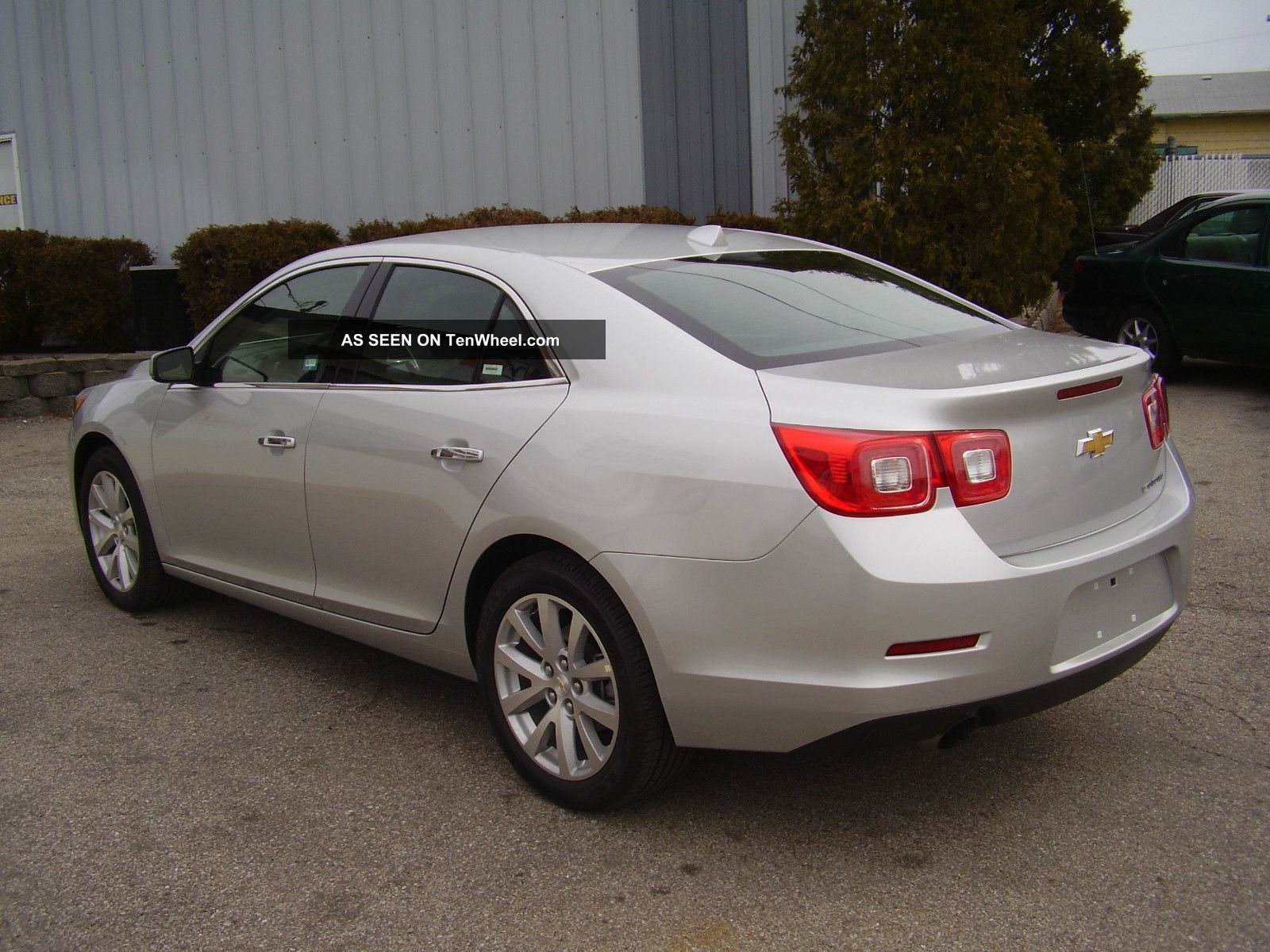 review 2013 chevrolet malibu ltz 20t the truth about cars autos post. Black Bedroom Furniture Sets. Home Design Ideas